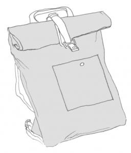"""Rucksack """"Copycat <3 Backpack"""""""